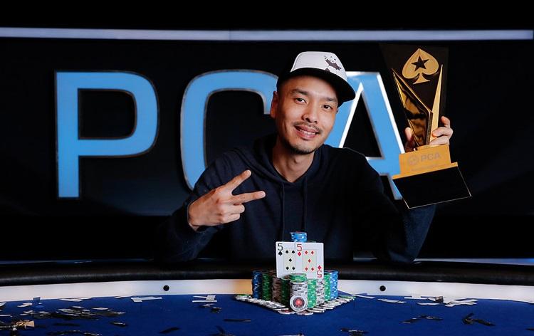 Chino Rheem poker