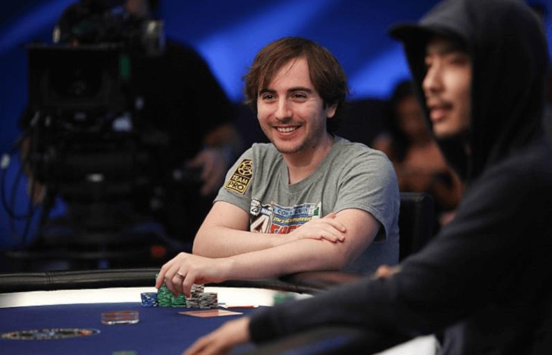 Daniel Strelitz poker