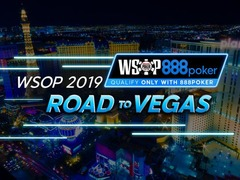888poker offers low price Step Qualifiers to WSOP 2019
