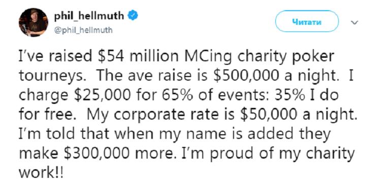 Твит 2019