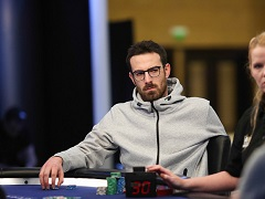 Spanish player used preflop charts at the final table of PCA 2019