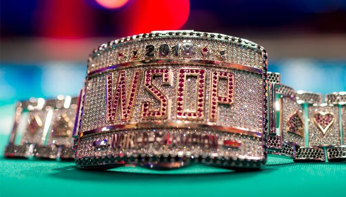 WSOP браслеты