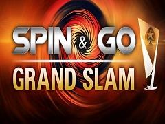 На PokerStars.es стартовала акция Spin&Go Grand Slam: пройди 5 раундов челленджа и получи турнирный билет
