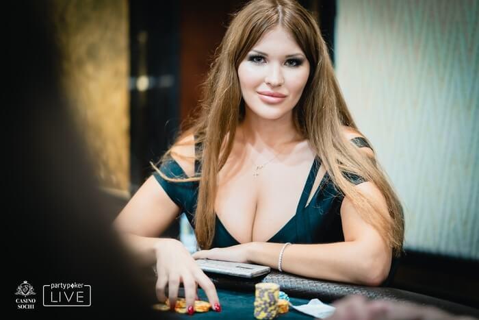 Дарья Крашенникова 2019
