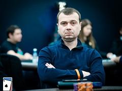 Украинец – чиплидер финального стола Мейн Ивента WPT Russia 2019