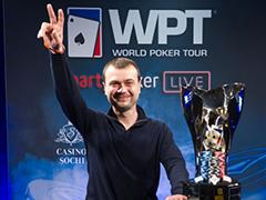 Украинец Денис Шафиков стал чемпионом WPT Russia
