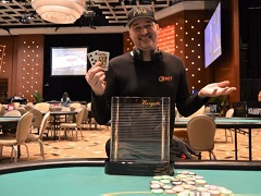 The first victory of Phil Hellmuth in 2019