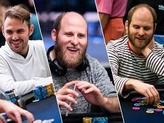 Трое братьев Гринвудов попали в ITM турнира PCA