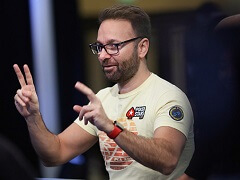 Perfect poker tournament by Daniel Negreanu