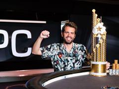 Новичок Рамон Колильяс стал членом PokerStars Team Pro