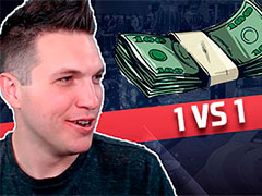Doug Polk's graph and heads up game strategy