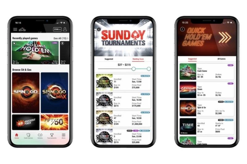 PokerStars Mobile 2019