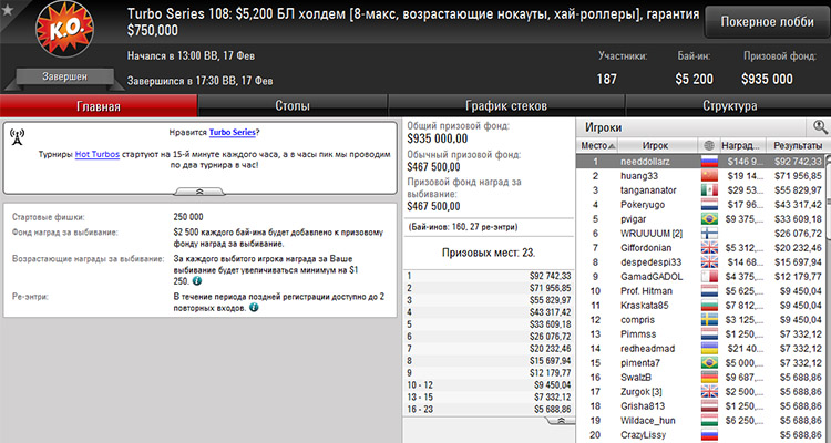 Бойкот PokerStars