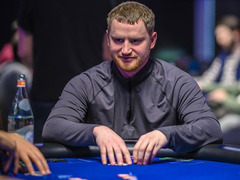 David Peters became runner-up of the US Poker Open tournament