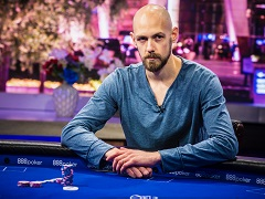 Стивен Чидвик выиграл очередной турнир на US Poker Open