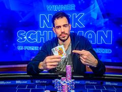 Ник Шульман выиграл 270 000$ в турнире на US Poker Open