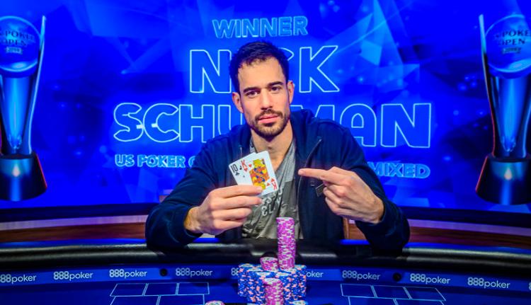Ник Шульман 2019