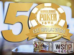 В этом году WSOP наградит Золотыми браслетами девять онлайн-игроков