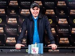Кэри Кац выиграл Aussie Millions 100 000$ Challenge