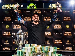 Bryn Kenney is Aussie Millions 2019 Main Event champion