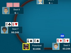 Phil Hellmuth shared a couple of interesting hands