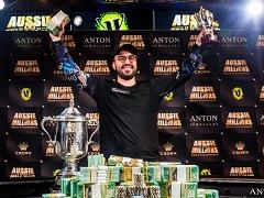 Брин Кенни – чемпион Aussie Millions 2019 Main Event