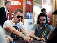 Роман Романовский попал в тройку финалистов Sunday Whale на 888poker