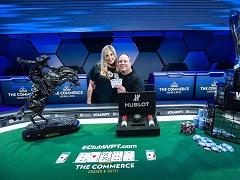 Американец выиграл 1 000 000$ в турнире серии WPT L.A. Poker Classic
