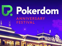 На Pokerdom стартовали ежедневные сателлиты на фестиваль в Сочи