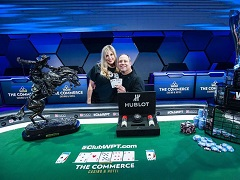 American player won $1,000,000 in the tournament of WPT L.A. Poker Classic Series