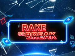 888poker will return rake to all players in the case of insufficient number of the tournament entries