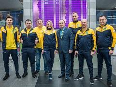 Сборная Украины по спортивному покеру отправилась на Кубок Наций