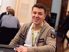 Анатолий Филатов и Алексей Бойко в финальном дне турнира хайроллеров