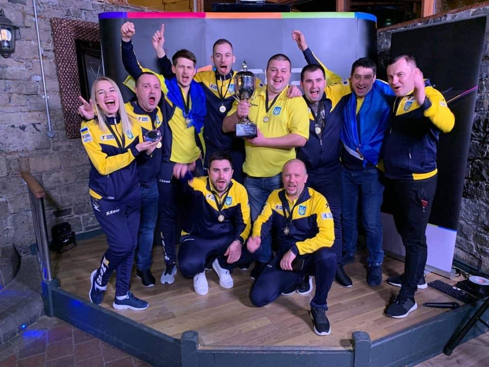 Украинская сборная покеристов