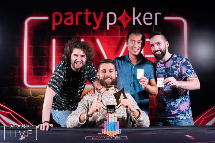 Гийом Ноле - чемпион partypoker MILLIONS 2019