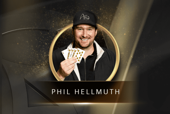 Phil Hellmuth 2019