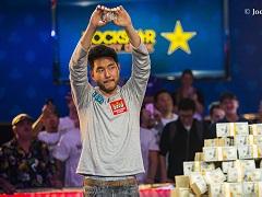 Победитель Мейн Ивента WSOP 2019 вошел в топ-4 турнира хайроллеров