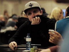 Patrick Leonard won the tournament of Millions Live South America Series