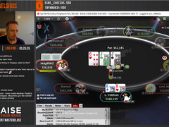 6 final tables from Lex Veldhuis