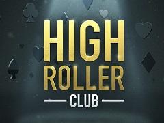 На PokerStars появился лидерборд High Roller Club