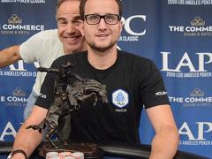 Rainer Kempe won High Roller Tournament