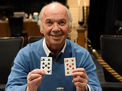 72-летний пенсионер выиграл 300 000$