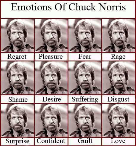 Chuck Norris 2019