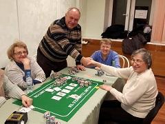 Babushkaludomanka: «Если бы не покер, то у меня давно был бы старческий маразм»