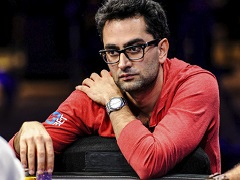 Esfandiari is ready for a battle with Kevin Hart