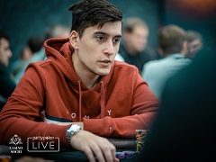 Россиянин стал победителем турнира хайроллеров EAPT Минск