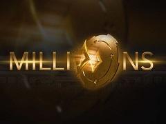 С турнира Millions Online убрали гарантию 20 000 000$