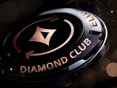 В Diamond Club Elite пополнение