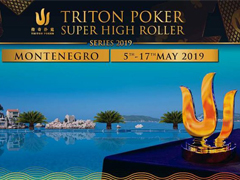 Triton Poker schedule in Montenegro