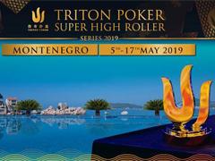 Triton Poker schedule in Montenegro